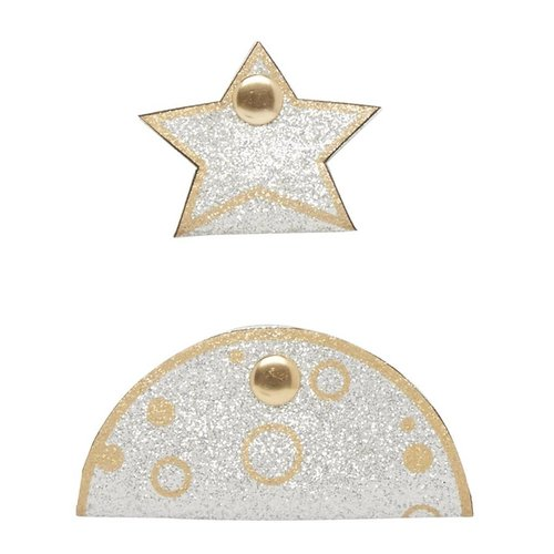 CR Gibson Moon and Stars Cord Keeper