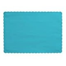 *Turquoise Placemats 50ct