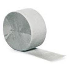 *Shimmering Silver 81' Streamer