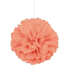 Coral Puff Decoration