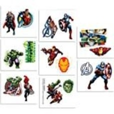 *Avengers Assemble Designware Tattoos