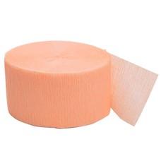 Coral Crepe Paper