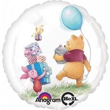 Winnie The Pooh 18in Mylar