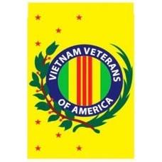 Vietnam Veterans of America Garden Flag