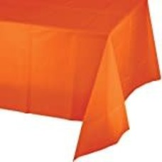 *Sunkissed Orange 54x108 Rectangle Tablecover