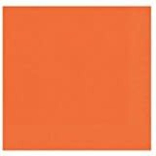*Sunkissed Orange 3ply Lunch Napkins 50ct