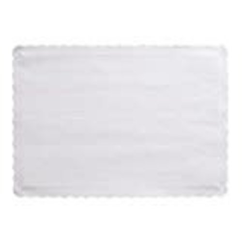 *White Placemats 50ct