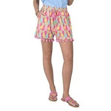 Charleston Pineapple Shorts