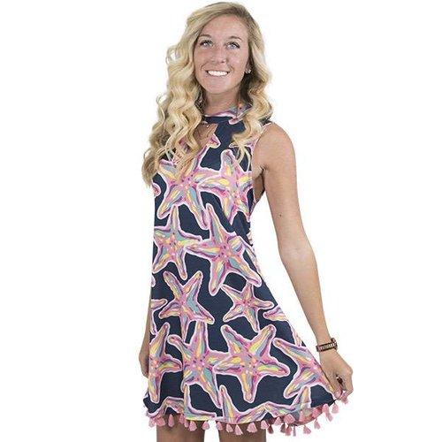 Savanah Keyhole Dress