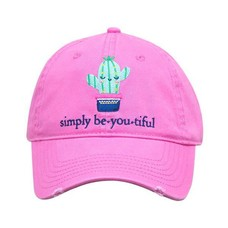 Simply-be-you-tiful Cactus Hat