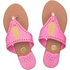 Golden Pineapple Sandal