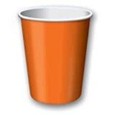Sunkissed Orange 9oz Hot/Cold Cup 24ct