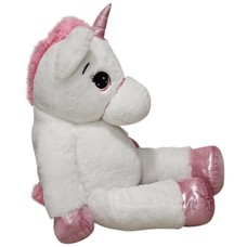 "Unicorn Giant 40"" Plush"