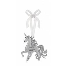 Mom Unicorn Ornament
