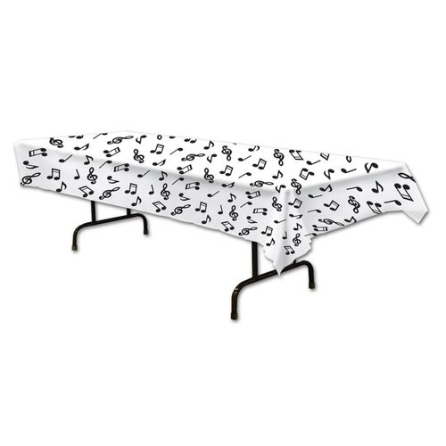 Musical Note Tablecover