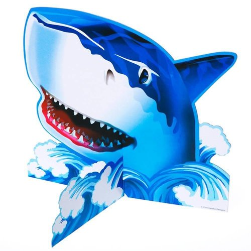 *Shark Splash Centerpiece
