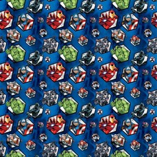 """The Avengers Roll Wrap 30"""" x 5ft"""