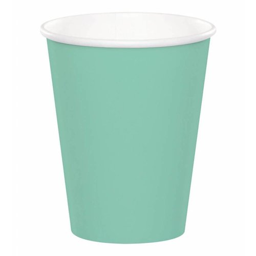*Fresh Mint 9oz Hot/Cold Cup 24ct