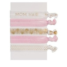 EverEllis Mom Life Elastic Hair Ties