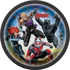 The Avengers 7in Plate