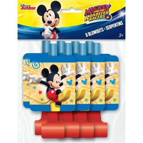 Mickey and the Roadster Racer Blowouts