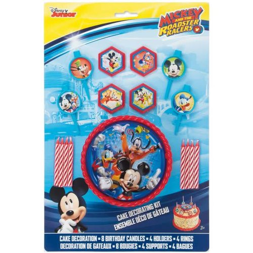 Mickey and the Roadster Racer Cake Decorating Kit