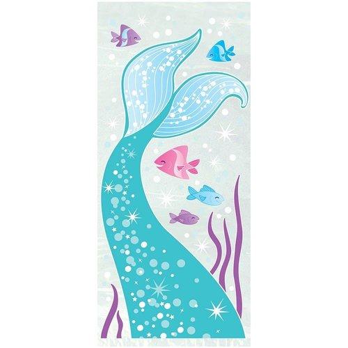 *Mermaid Swimming Cello Bag 20ct