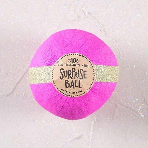 Natural Life Hot Pink Surprise Ball