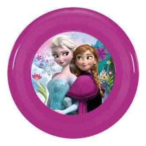 **Frozen Frisbee Flying Disc