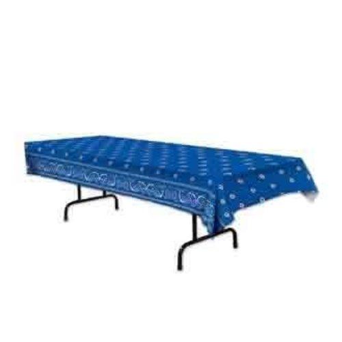 Blue BandanaTablecover