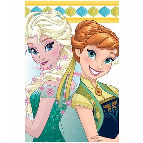 **Frozen Fever Plastic Tablecover