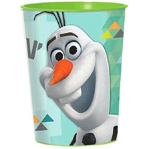 **Olaf 16oz Plastic Cup