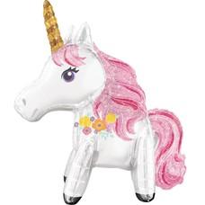 Magical Unicorn Air Filled Centerpiece
