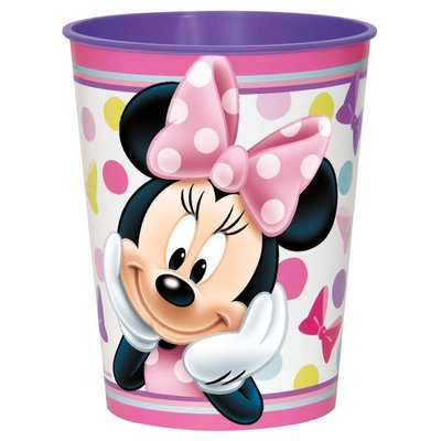 Minnie Mouse Bowtique 16oz Plastic Cup