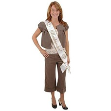 *Bridesmaid Sash