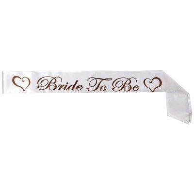 *Bride to Be Cloth Sash