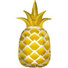 Jumbo Pineapple Mylar