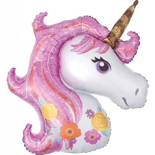 Magical Unicorn Jumbo Mylar