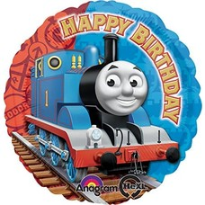 "*Thomas the Tank 18"" Birthday Mylar Balloon"