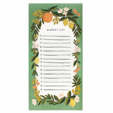 Rifle Paper Co. Citrus Floral Market Pad