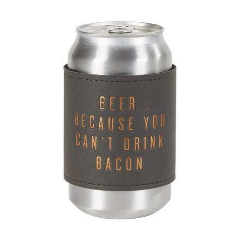 CR Gibson Beer.. Because You Can't Drink Bacon Coozie