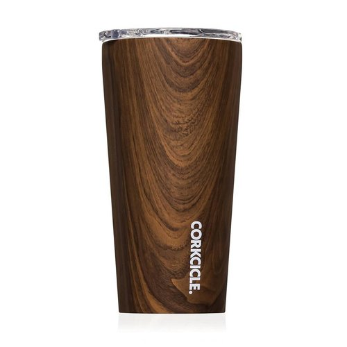 Corkcicle Walnut Wood 16oz Tumbler
