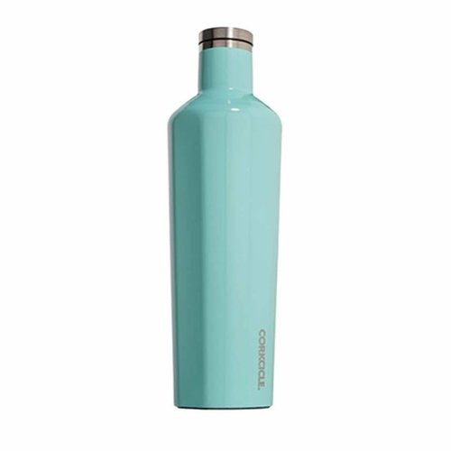 Corkcicle Turquoise 25oz Canteen