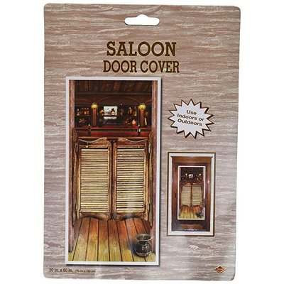 Saloon Barn Door Cover