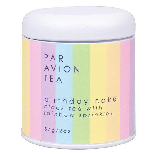 Par Avion Tea Birthday Cake Tea
