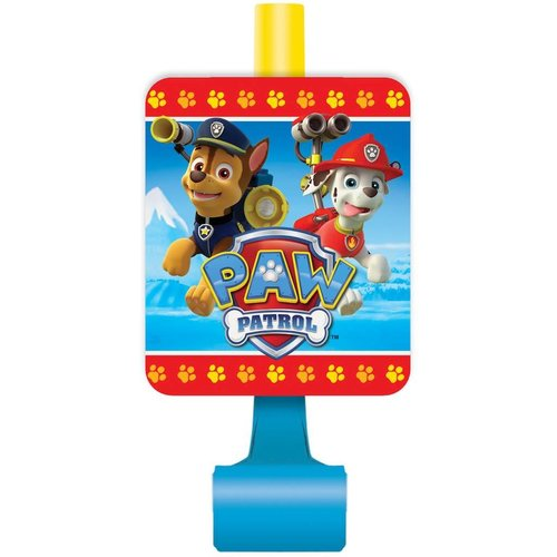 *Paw Patrol Blowouts 8ct