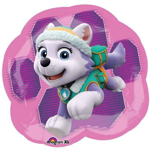 *Paw Patrol Girls 2 sided Jumbo Mylar Balloon