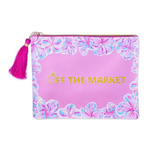 Off The Market Brush Bag