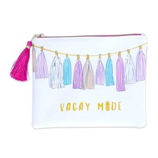 Vacay Mode Brush Bag