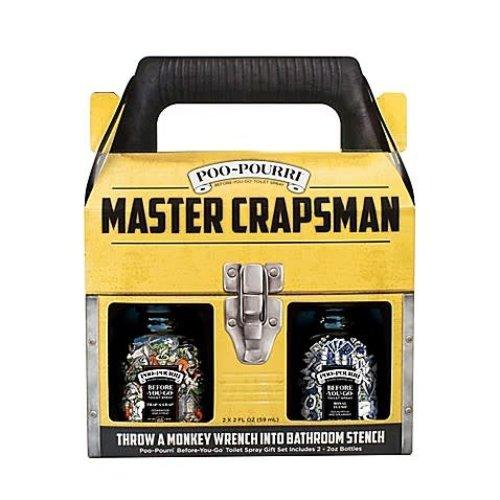 Poo Pourri Master Crapsman